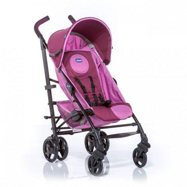 Коляска трость Chicco Lite Way Top Stroller розовая (60888.68)
