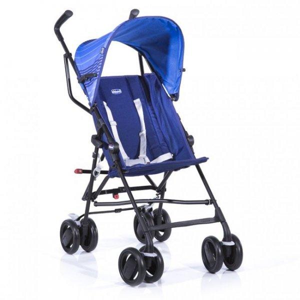 Коляска трость Chicco Snappy Stroller синяя (79257.09)
