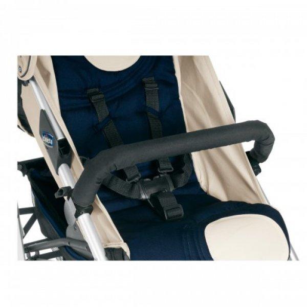 Бампер для коляски Lite Way Chicco черный (61760.99)