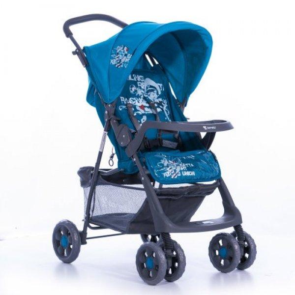 Прогулочная коляска Bertoni STAR BLUE CAPTAIN