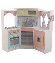 Kidkraft Deluxe детская кухня угловая