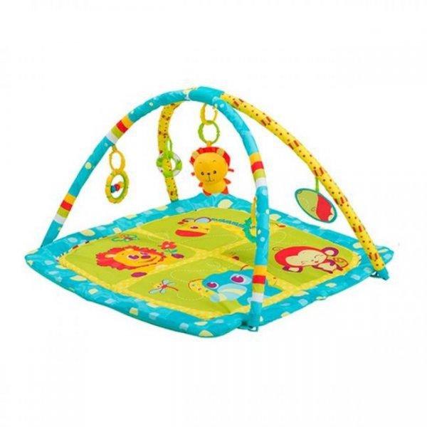 Развивающий коврик BabyOno Зоопарк 1155
