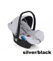 Автокресло Roan Silver/Black