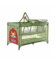 Манеж-кровать CARRELLO Molto CRL-11604 Cameo Green
