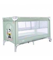 Манеж-кровать CARRELLO Piccolo+ CRL-9201/2 Cameo Green