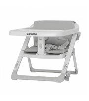 Стульчик-бустер для кормления CARRELLO Ergo CRL-8403 Light Grey