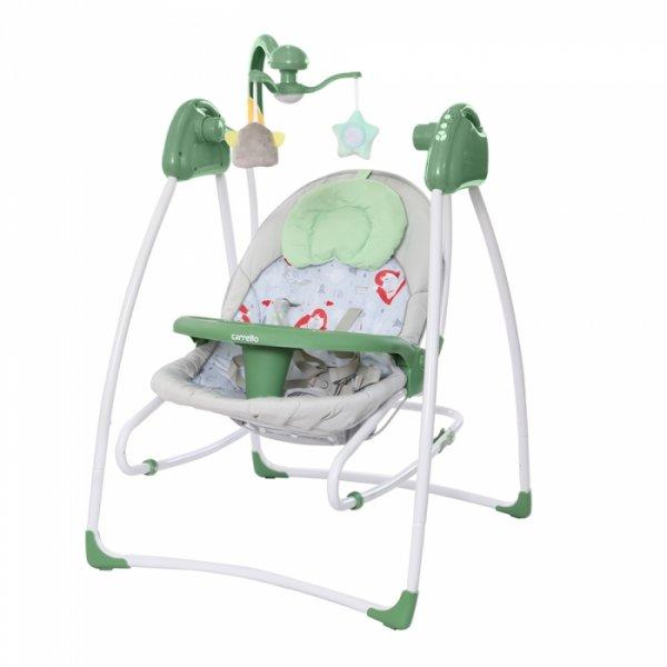 Кресло-качалка CARRELLO Grazia CRL-7502 Jade Green