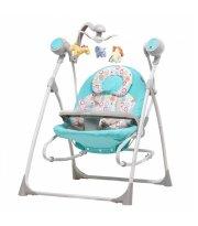 Кресло-качалка CARRELLO Nanny CRL-0005 Azure