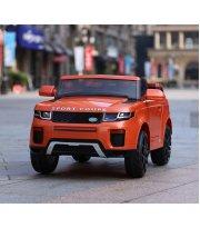 Электромобиль джип T-7832 Orange