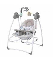 Кресло-качалка CARRELLO Grazia CRL-7502 Lovely Grey