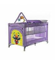 Манеж-кровать CARRELLO Molto CRL-11604 Orchid Purple