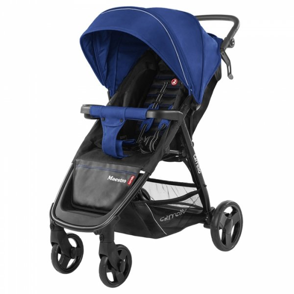 Коляска прогулочная CARRELLO Maestro CRL-1414 Orient Blue