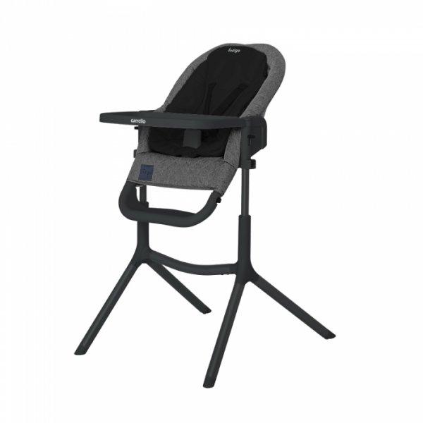 Стульчик для кормления CARRELLO Indigo CRL-8402 Graphite Black