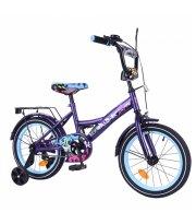 Велосипед двухколесный EXPLORER 16 T-216115 Purple