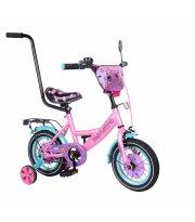 Велосипед двухколесный TILLY Monstro 12 T-21229/1 Pink