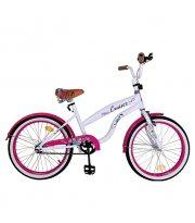 Велосипед двухколесный Cruiser 20 T-22034 Pink