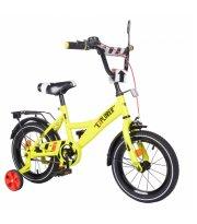 Велосипед двухколесный EXPLORER 14 T-214110 Yellow