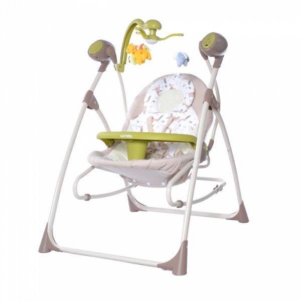 Кресло-качалка CARRELLO Nanny CRL-0005 Brown Fox