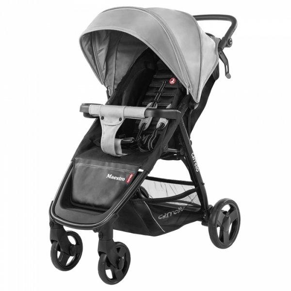 Коляска прогулочная CARRELLO Maestro CRL-1414 Pearl Grey