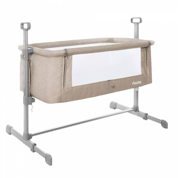 Детская кровать CARRELLO Festa CRL-8401 Sunset Beige
