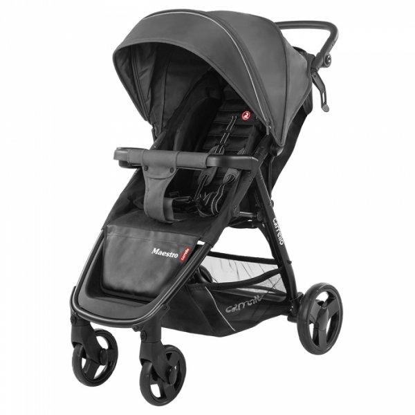 Коляска прогулочная CARRELLO Maestro CRL-1414 Magnet Grey