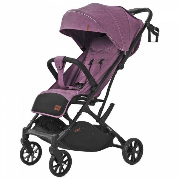 Коляска прогулочная CARRELLO Presto CRL-9002 Indigo Purple