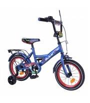 Велосипед двухколесный EXPLORER 14 T-214112 Blue