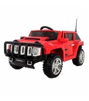 Электромобиль джип T-7836 Red