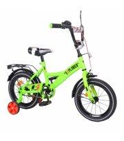 Велосипед двухколесный EXPLORER 14 T-21418 Green