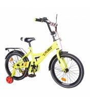 Велосипед двухколесный EXPLORER 18 T-218112 Yellow