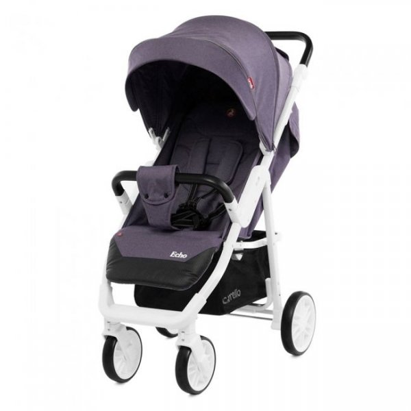 Коляска прогулочная CARRELLO Echo CRL-8508 Persian Purple