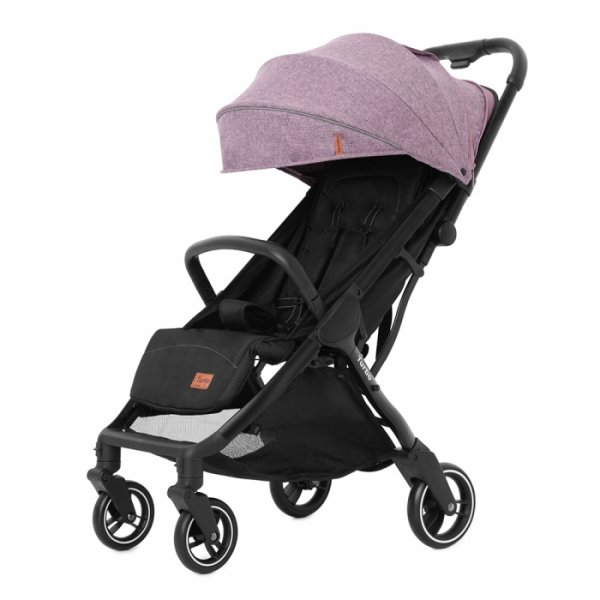 Коляска прогулочная CARRELLO Turbo CRL-5503 Grape Pink