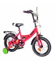 Велосипед двухколесный EXPLORER 14 T-21419 Crimson