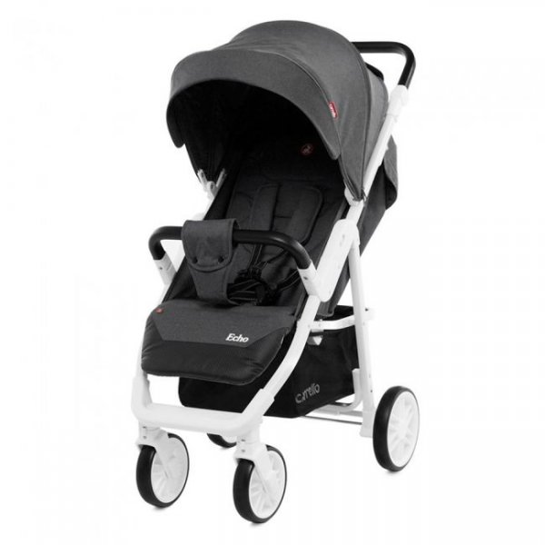 Коляска прогулочная CARRELLO Echo CRL-8508 Slate Grey