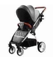 Коляска прогулочная CARRELLO Milano CRL-5501 Carbon Grey