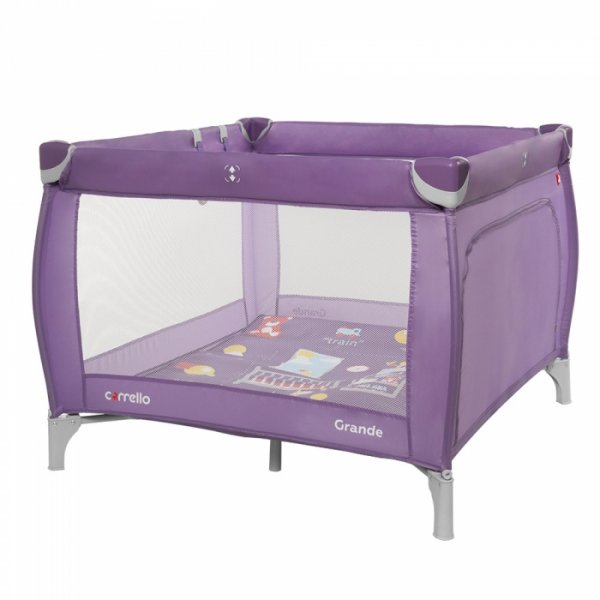 Манеж CARRELLO Grande CRL-9204/1 Orchid Purple