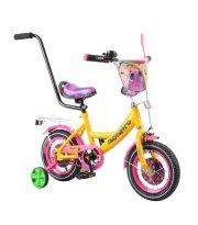 Велосипед двухколесный TILLY Monstro 12 T-212210 Yellow