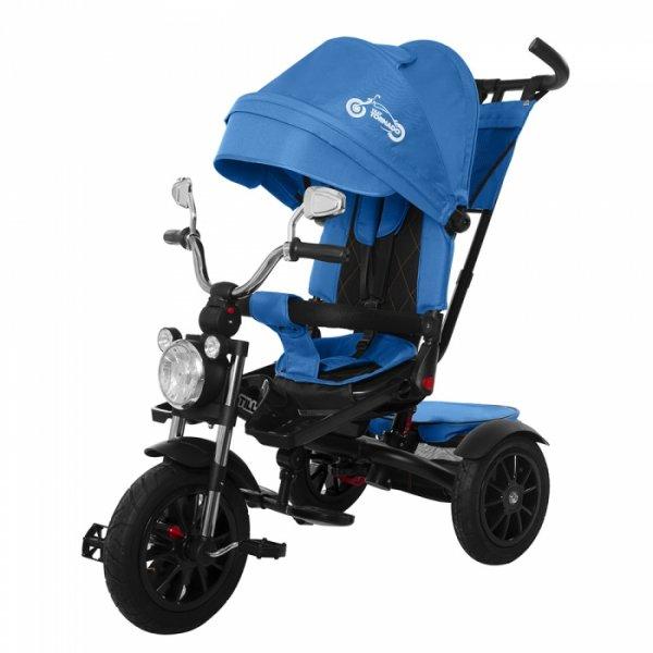 Велосипед трехколесный TILLY TORNADO T-383 Blue