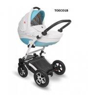Коляска 2 в 1 Tutek Torero Eco TOECO1/B