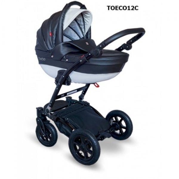 Коляска 2 в 1 Tutek Torero Eco TOECO12/C