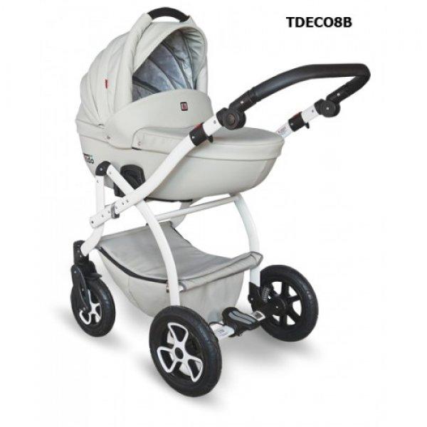 Коляска 2 в 1 Tutek Trido Eco TDECO8B