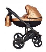 Коляска Verdi Mirage Eco Premium 2 в 1 gold