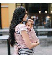 Слинг - шарф Love & Carry LC421, Орхидея, светло розовый