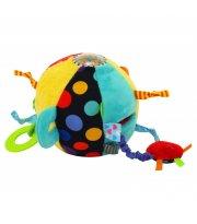 Плюшевая игрушка Baby Mix TE-8545-15 Мяч TE-8545-15, mix, мультиколир