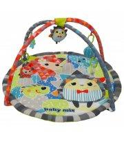 Коврик Baby Mix TK / 3451CL-EU00 Ежик с музыкой и светом TK / 3451CL-EU00, Ежик, мультиколир