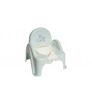 Горшок кресло Tega KR-012 Кролик без музыки KR-012-105, light green, салатовый