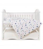 Сменная постель 3 эл Twins Modern 3040-PMS-20, star, мультицвет
