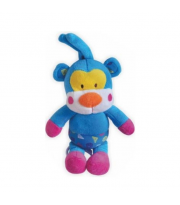Плюшевая подвеска Baby Mix TE-8067 TE-8067-30A Пантера, blue, голубой