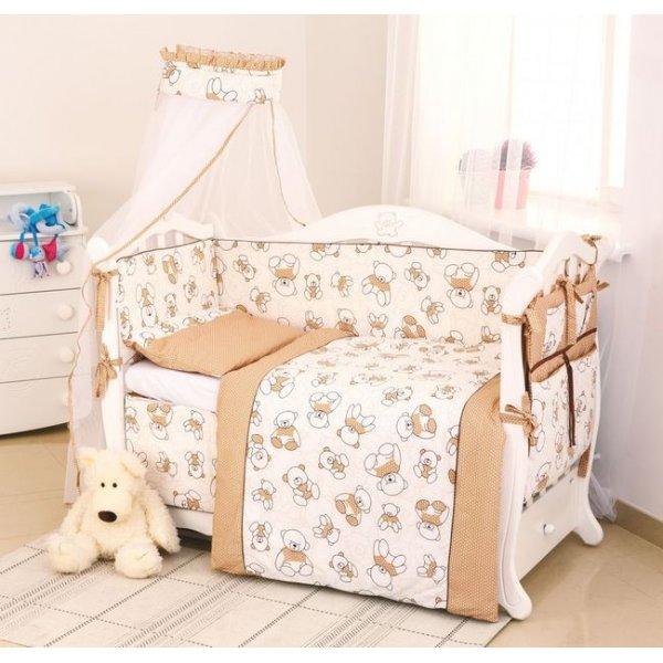 Детская постель Twins Dolce Bears D-004