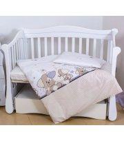 Сменная постель Twins Eco Line Cute Dog 3 эл